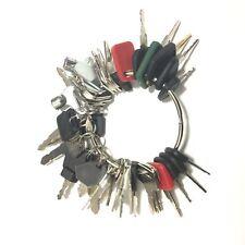 45pcs Heavy Equipment Key Construction Ignition Key Plant Key Starter Key