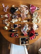 Large Lot Of Vintage Dolls , Storybook, Effanbee, Etc