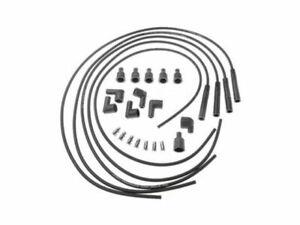 Spark Plug Wire Set 5YVM57 for Mini Moke A35 A40 Cambridge Cooper 1966 1957 1958
