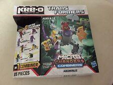 Transformers Kre-O Abominus MISB