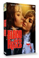 BLOOD & ROSES English subtitled uncut DVD