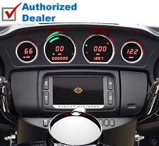 Dakota Digital Red LED Replacement Upgrade Gauges 14-2018 Harley Touring Bagger