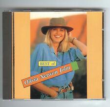 CD Best of OLIVIA NEWTON-JOHN South Korea CREATO-1010 MDCD-1023 rare