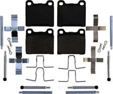 Disc Brake Pad Set-Posi-Met Disc Brake Pad Rear,Front Autopart Intl 1403-86102