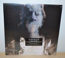 CAPSIZE - A Reintroduction: The Essence Of ATSM, Ltd 1st Press COLORED VINYL New