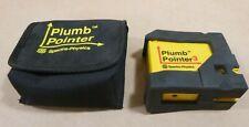 Spectra Physics Plumb Pointer 3 Laser Plane Miniature Multi Light