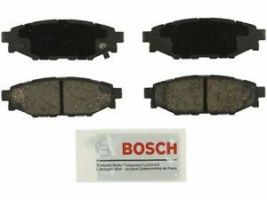 For 2013-2015 Subaru XV Crosstrek Brake Pad Set Rear Bosch 72583ZC 2014