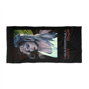 Madonna Lucky Star Towel