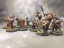 Edad de Sigmar stormcast los eternos Ejército Pro Pintado