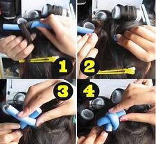 HOT 10xCurler Makers Foam Bendy Twist Curls Tool DIY Trendy Hair Rollers Yeg lia