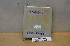 1997 Mitsubishi Galant Engine Control Unit ECU MD337585 Module 03 10B5