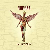cd musica rock Nirvana - In Utero