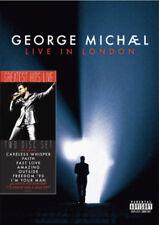 George Michael: Live in London Blu-ray (2009) George Michael ***NEW***