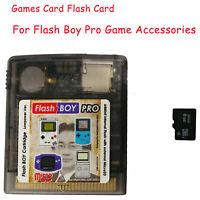 Spiele Karte Flash Card für Flash Boy Pro Game Game Recorder Brenner Dump Board