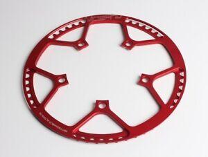 Litepro MTB Road XC Bike Chainring Chain Ring BCD 130mm 45 47 53 56 58T w guard