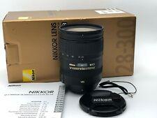 [NEAR MINT]Nikon AF-S FX NIKKOR 28-300mm F/3.5-5.6G ED VR Zoom Lens