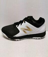 Balance Women's Velo V1 Turf Softball Shoes Black /White Size 9 M (B) Sneaker