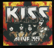 KISS  Alive 35   Oberhausen, Germany  2008  2CD  MINT unused new condition