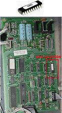 Gottlieb Premier U8G System 3 Dot Matrix Display Board Microchip U8 Chip