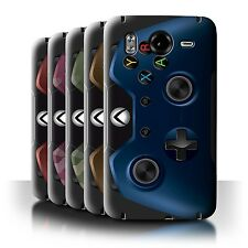 STUFF4 Back Case/Cover/Skin for HTC Desire HD/G10/Gamer/Xbox One