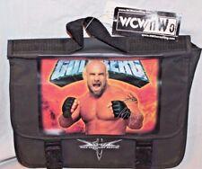 NEW WCW/NWO GOLDBERG LUNCHBOX WRESTLING