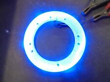 "BLUE LED Speaker Light Ring 5"" ID 7 1/2"" OD 12VDC"