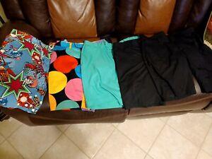 Golf shorts pants mens lot black green ralph lauren loudmouth j lindeberg Sz 34