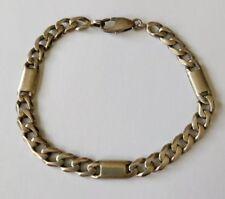 TIFFANY & CO. Sterling Silver Cuban Link Bracelet