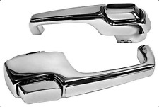 1967-1972 Door Handle Outside Pair Classic GMC Truck Chevrolet Chevy 1134A 67-72