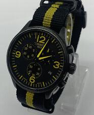 Tissot XL Tour de France Chronograph Men's Watch T1166173705700 Black Yellow