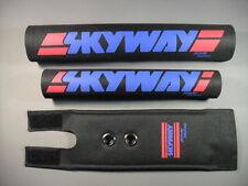 Skyway padset  for SkywayTA Syway Street Beat bmx old school vintage black !