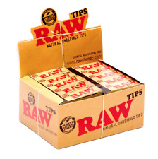 filtri cartoncino carta non sbiancata RAW original 25 pz da 50 foglietti