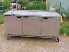 Beverage Air Wtr72Ay, 72-Inch Worktop Refrigerator Lowboy with 3 Doors