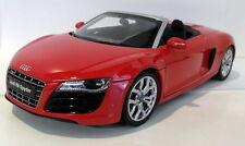 1:18 KYOSHO 09217R Audi R8 V10 Spyder Brilliant Red - RARITÄT