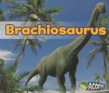 Brachiosaurus (All About Dinosaurs) by Nunn, Daniel
