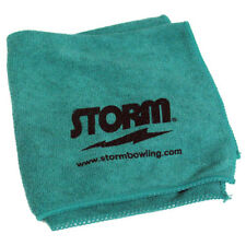 Storm Bowling Teal Microfiber Bowling Towel - Brand New - Free Shipping!