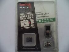 Genuine SanDisk M2 2GB Memory card with M2 Card Reader