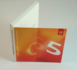 (BOX) Adobe Creative Suite 5.5 CS5.5 Design Standard MAC