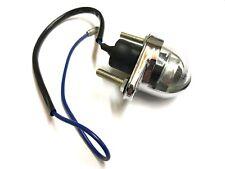 MGB,MGB-GT '62-'74,MGC,MG MIDGET MkIII CHROME REAR NUMBER PLATE LAMP BHA4283 2S6