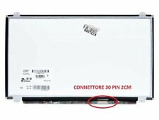 Display LCD Schermo 15,6 Slim LED hp 15-ac004nl 30 pin