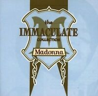 MADONNA - The Immaculate Collection (Audio CD) - BRAND NEW & SEALED - UK