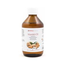 Mandelöl (250 ml) - Erstklassiges Körper-, Haut- und Massageöl (made in germany)