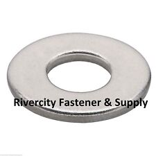 M20 or 20MM Metric Stainless Steel Flat Washer A2 / 18-8 / SS 100 Pieces