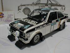 Minichamps 100758401 # Ford Escort II RS 1800 Winner RAC Rally 1975 Makinen 1:18
