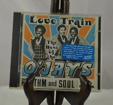 Love Train: The Best of the O'Jays by The O'Jays (CD, 1994, Epic/Legacy)