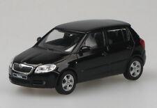 Skoda Fabia II - Black Magic  Model Car By Abrex 1:43 SCALE  RefSK32