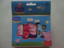 3 Pairs Official Peppa Pig Girls Pants Size 6-8 Years