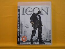 ps3 DEF JAM ICON A Hip Hop Fighting Game Playstation PAL UK REGION FREE