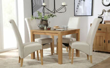 Wood Up to 4 Unbranded Table & Chair Sets