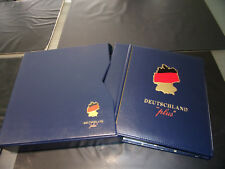 Plus Album Ringbinder der Deutschen Post mit Kassette (S5)